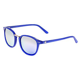 Sixty One Champagne Polarized Sunglasses - Blue/Lavender