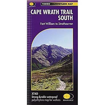 Cape Wrath Trail South XT40: Route Map