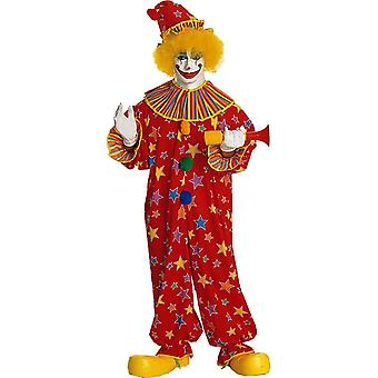 Clown Costume For Adults