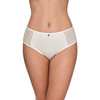 Susa 671 Women's Palermo Floral Embroidered Knickers Panty Full Brief