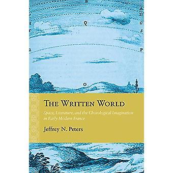 La literatura mundial escrita - espacio - - y el Imaginat corológica