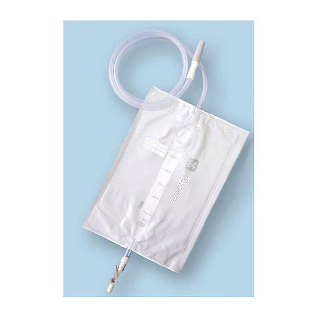 Urine Leg Bag Careline Lever 46-20-Idcg 10X2L