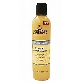 Dr. Miracle's Leave In Conditioner 8oz