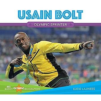 Usain Bolt by Katie Lajiness - 9781680785517 Book