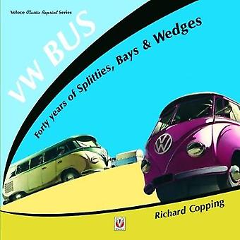 VW Bus - 40 Years of Splitties - Bays & Wedges by Richard Copping - 9