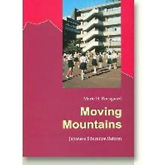 Moving Mountains - Japanese Education Reform by Marie H. Roesgaard - 9