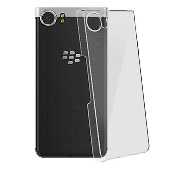iMak Crystal transparent coque de protection rigide BlackBerry Keyone