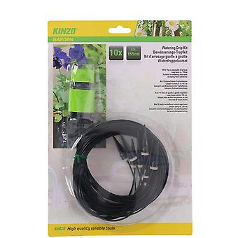 Drip Irrigation Kit with 10 Micro Sprinklers heads