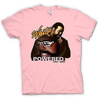 Kvinner t-skjorte - Barry White - drevet