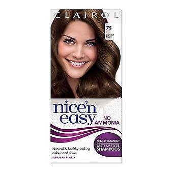 Clairol Nice'n Easy No Ammonia Semi-Permanent Hair Dye