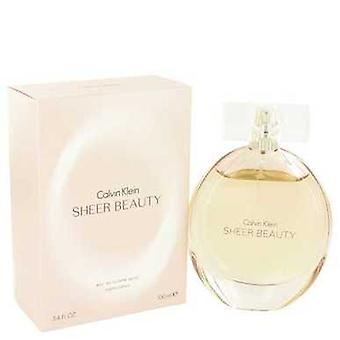 Sheer Beauty By Calvin Klein Eau De Toilette Spray 3.4 Oz (women) V728-491085