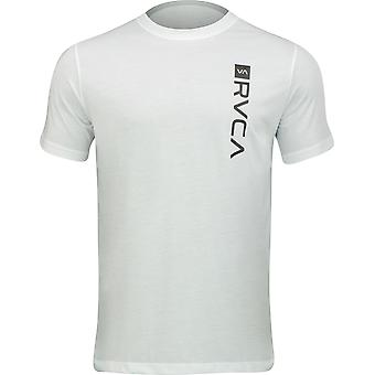 RVCA VA Sport Mens RVCA Box SS T-Shirt - White