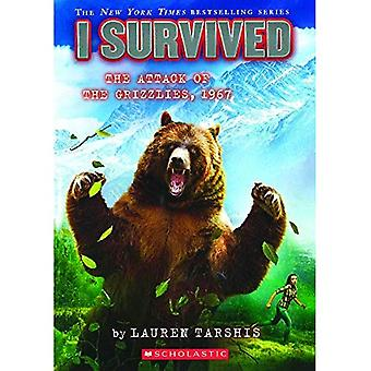 He sobrevivido el ataque de los Grizzlies, 1967 (sobreviví)