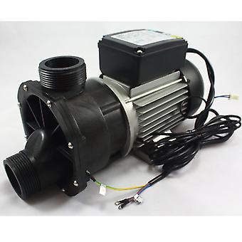 DXD 310E 0.75kW 1.0HP vattenpump för badtunna | Spa | Bubbelpool