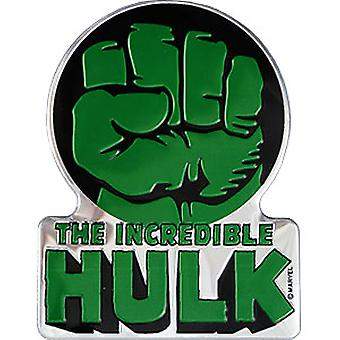 Sticker - Marvel - Hulk Fist on Silver 3