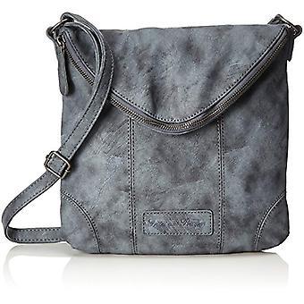 Fritzi aus Preussen Dina - Donna Schwarz shoulder bags (Black) 3x28x28 cm (B x H T)(2)