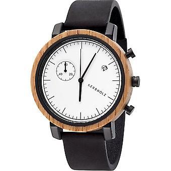 Kerbwood - Wristwatch - Unisex - Franz - 4251240410111