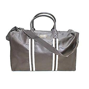 Aramis Faux Leather Brown Holdall/ bolsa de viaje