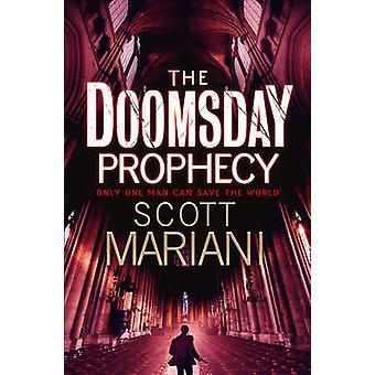 Die Doomsday-Prophezeiung von Scott Mariani - 9781847563422 Buch