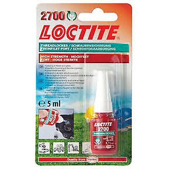 Loctite 2700 5ml OEM Specified High Strength Thread Lock & Sealant Stud/Nutlock