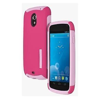 Incipio DualPro veske til Samsung Galaxy Nexus i510-rosa