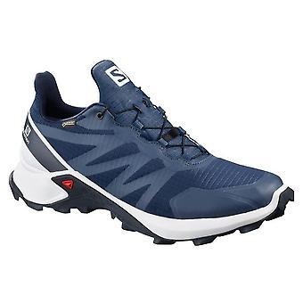 サロモンスーパークロスGtx 408090は、すべての年の男性の靴を実行します