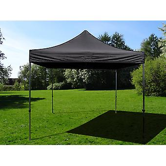 Foldetelt FleXtents Basic v.3, 3x3m Sort