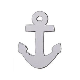 10.5cm Painted Wooden Anchor Shape | Wooden Shapes for Crafts