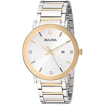 Bulova Horloge Man Ref. 98D151 (États-Unis)