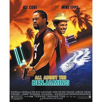 Alles über die Benjamins (Advance) Original Cinema Poster