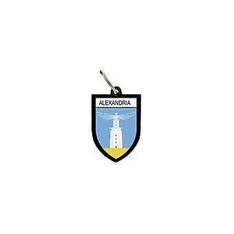 Deur Cles sleutels cle Flag Collection City Blason Alexandrië Egypte