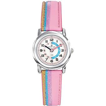 Certus 647379 watch - leather Tri girl