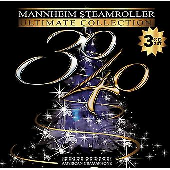 Mannheim Steamroller - 30/40 [CD] USA import