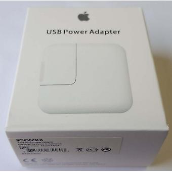 Originele Retail Apple MD836ZM/A, A1401 Power Supply USB adapter 12W, iPhone iPad iPod