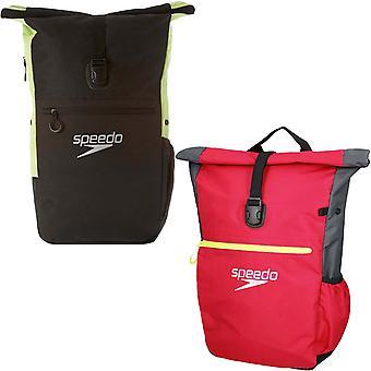 Speedo Unisex Team III einstellbare Schwimmen Reise Aktive Rucksack Rucksack Tasche