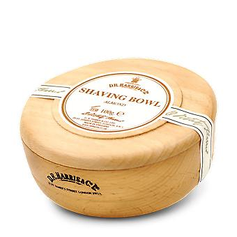 D R Harris Arlington Shaving Soap & Bowl Beech 100g
