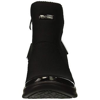 BZees Womens Mojo Closed Toe Ankle Fashion Boots