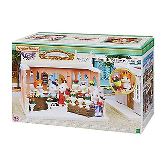 Sylvanian Families 5360 Blooming Flower Shop Toy