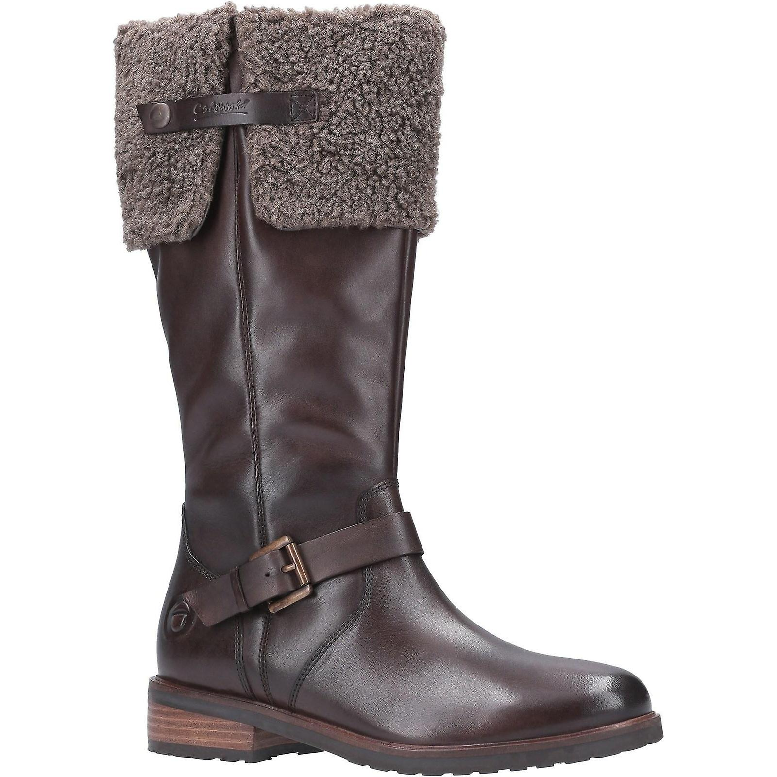 Cotswold Womens/Ladies Oaksey Long Leather Boot Yq5Ok