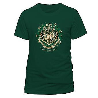 Harry Potter-Happy Hogwarts T-Shirt Wald T-Shirt