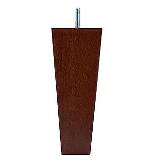 Tapse muebles de madera de cerezo Pierna 20 cm (M8)