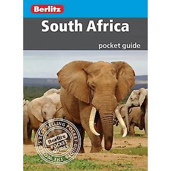 Berlitz Pocket guide Sydafrika reseguide