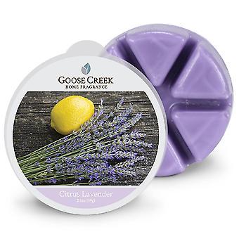 Goose Creek Wax Melts - Citrus Lavender