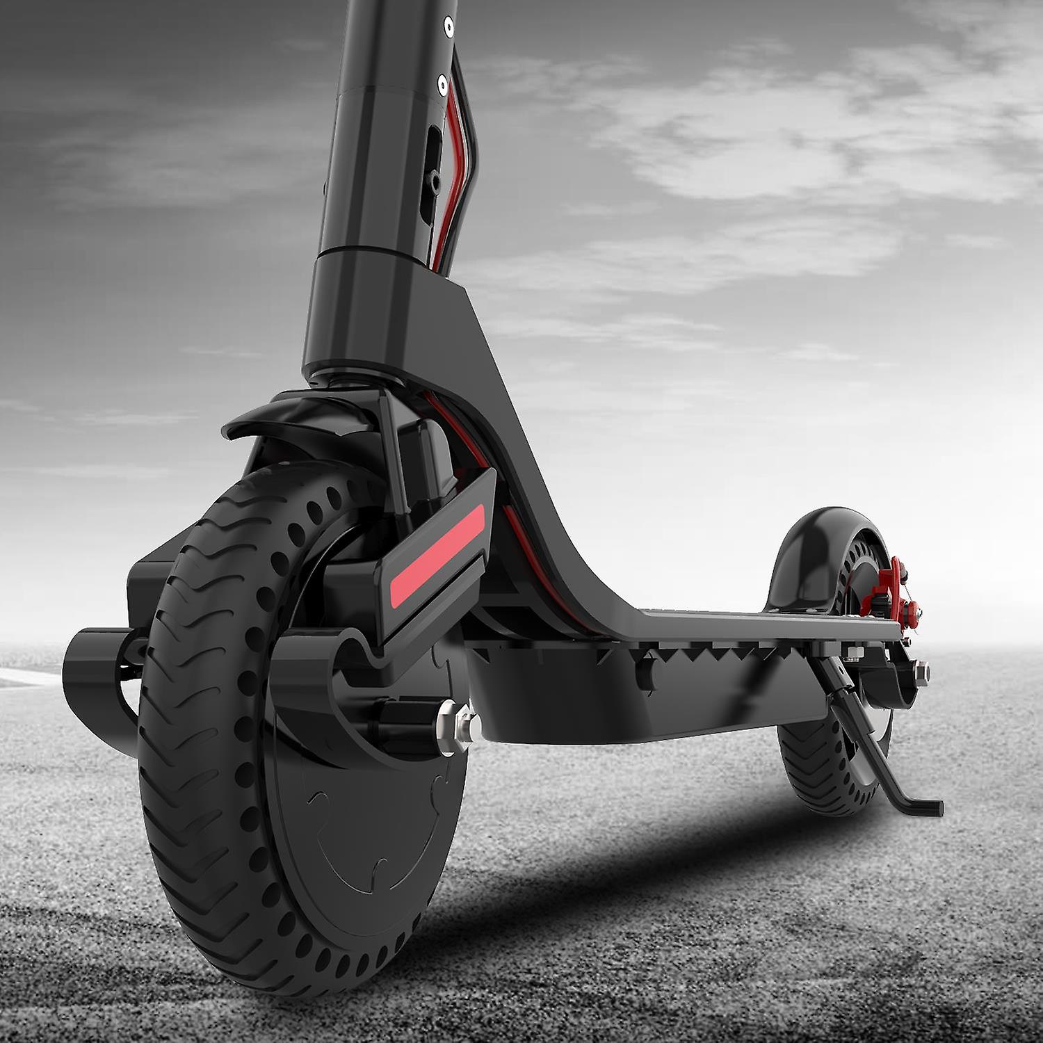 Colorway Electric Scooter, Lightweight, Foldable, 7.5Ah, 8.5 inch - Black