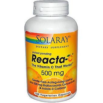 Solaray Reacta-C (Ester C) 60cap.