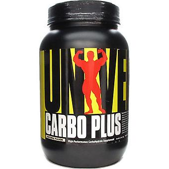 Universal Nutrition Carbo Plus Zonder smaak 1000 gr