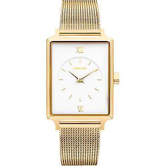 Amalys EMILY Watch-teräs Dor naisten kello