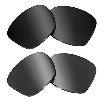 Replacement Lenses for Oakley Holbrook Sunglasses Multi-Color Anti-Scratch Anti-Glare UV400 by SeekOptics