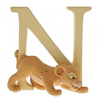 Disney Enchanting Collection Letter N - Nala