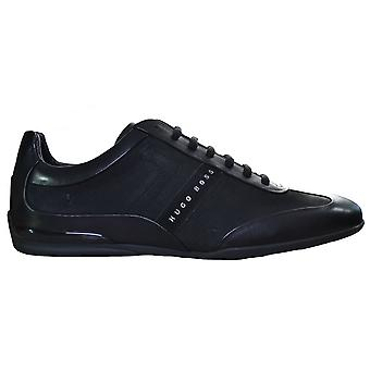 Hugo Boss Footwear Hugo Boss Green Men's Black Space Select Trainers